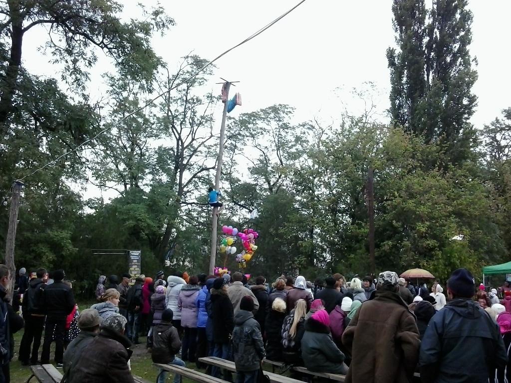 День села в Копанях 2013